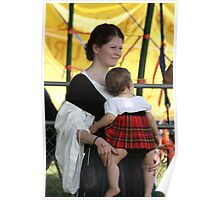 Celtic Motherhood Poster