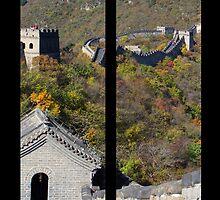 Meandering Wall by KLiu