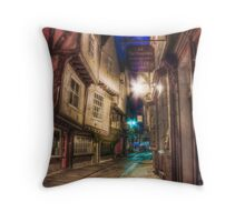 44 The Shambles Throw Pillow