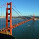 Golden Gate Bridge by Revive The Light Photography