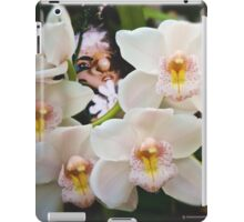 ONCE UPON A TIME ~ Orchid Troll (2) by tasmanianartist iPad Case/Skin