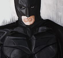 The Dark Knight by Martin  Kumnick