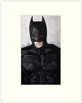 The Dark Knight by Martin  Kumnick