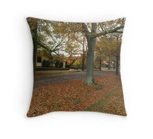 Gnarr-ther Ballarat autumn Throw Pillow