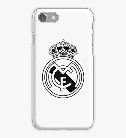 Real madrid! iPhone Case/Skin
