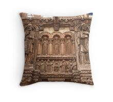 Saint Matthew & Saint Mark Throw Pillow