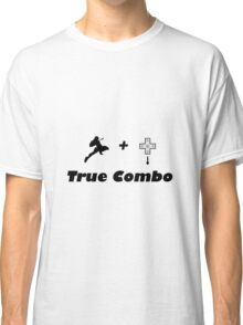 Knee to DTaunt (True Combo) Classic T-Shirt