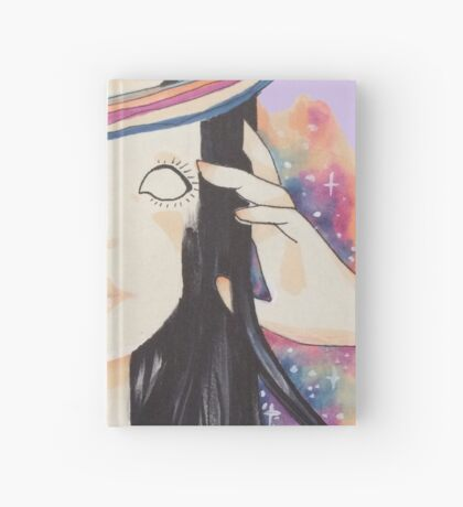 Starry Eyed Hardcover Journal