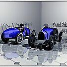 1925 Grand Prix Bugatti Anzani by andreisky