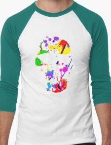 Jawbreaker Skull Men's Baseball ¾ T-Shirt