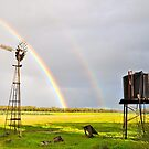 8th of July 2010 Rainbow Farm by Coralie Plozza