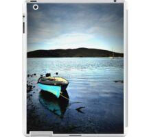 Perfect Blue Morning iPad Case/Skin