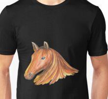 Horse Mane Unisex T-Shirt