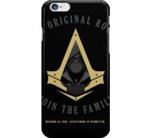The Rooks Est. 1868 iPhone Case/Skin