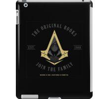 The Rooks Est. 1868 iPad Case/Skin