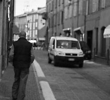 Walk Alone by Davide Ferrari
