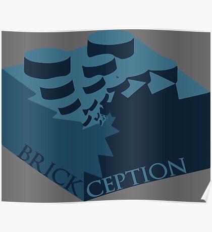 LEGO: BRICKCEPTION Poster