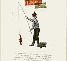 The fisher king by Marta Colomer