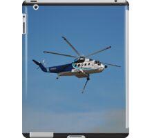 Helicopter Bush Fire Water Tanker iPad Case/Skin