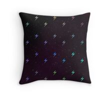Outerspaz Throw Pillow