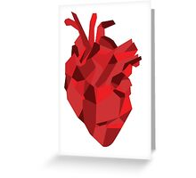 Heart of hearts Greeting Card