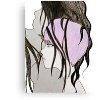 Ultraviolate Canvas Print