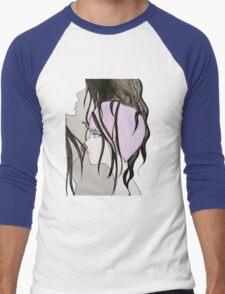 Ultraviolate Men's Baseball ¾ T-Shirt