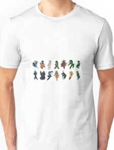 Flash Rogues Gallery Unisex T-Shirt