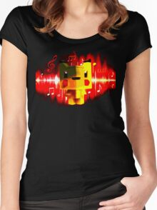 Pika Concert Women's Fitted Scoop T-Shirt