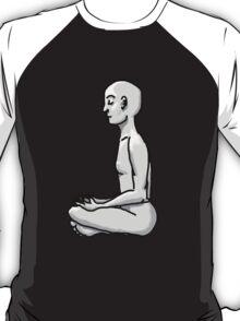 Meditating Man T-Shirt
