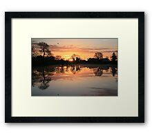 Kiltulagh Morning  Framed Print