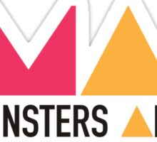 Of Monsters And Men Sticker