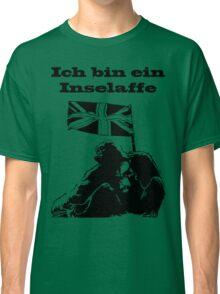 Ich bin Inselaffe Classic T-Shirt