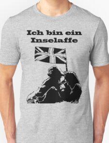Ich bin Inselaffe T-Shirt