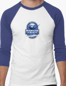 Norwegian Blue Pale Ale Men's Baseball ¾ T-Shirt