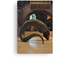 sculpture  Canvas Print