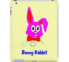 I'm a Cute Little Bunny Rabbit - Can't You See? iPad Case/Skin