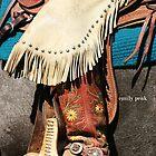 Cowgirl Buckaroo by Emily Peak