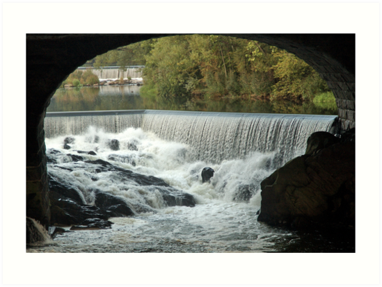 Double Falls by Barry Doherty