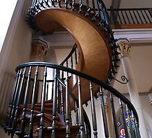 Miraculous Staircase by Steve Hunter