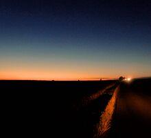 The roadside by --- O'H ---