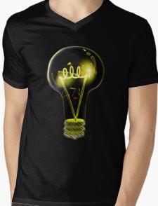 PIkalight Umbrenation  Mens V-Neck T-Shirt