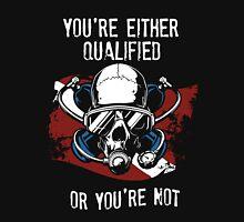 Scuba diving EXPERT  Unisex T-Shirt