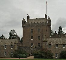 Cawdor Castle by WatscapePhoto