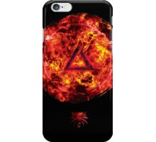 The Witcher Professional Series - IGNI (Symbol) iPhone Case/Skin
