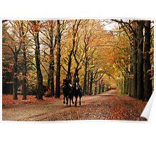 Another magic autumn ride Poster