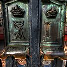 Her Majesty's Gate Lock by Yhun Suarez