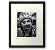 OnePhotoPerDay Series: 314 by L. Framed Print