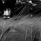 Le train de nuit by Peter Denniston