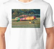 TVAL Albatros D.Va reproduction ZK-TGY lifts her tail Unisex T-Shirt